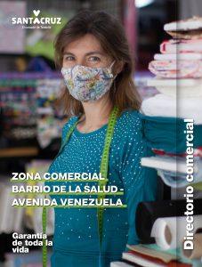 Directorio comercial avenida Venezuela - La Salud
